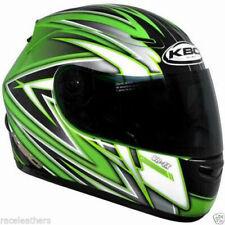 CHEAP SALE KBC VR1X PERFORMANCE GREEN FULLFACE MOTORCYCLE MOTORBIKE HELMET