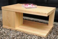 Couchtisch Lounge Tisch Ahorn Massivholz nach Maß Echtholz Design MT02
