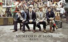 166476 MUMFORD AND SONS UK ROCK FOLK MUSIC Wall Print Poster CA
