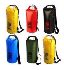 Karana Ocean Dry Pack Waterproof Travel Day Kayak Shoulder Duffle Bag 20L Sack