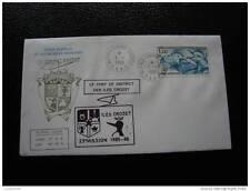 TAAF sobre 1/1/86 - sello stamp - yvert y tellier nº115 (cy7)