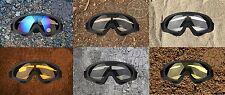 New Motorcycle ATV Dirt Bike Off Road Adult Goggles Glasses Eyewear