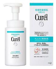 Kao Curel Foaming Wash Curél Face Cleanser 130-150mL