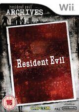 Resident Evil Archives: Resident Evil NEW and Sealed Nintendo Wii