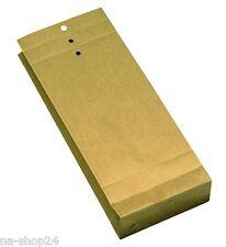 NEU* Musterbeutel 100x245x40 1, 10, 20, 50, 100, 250 Versandtaschen Warensendung