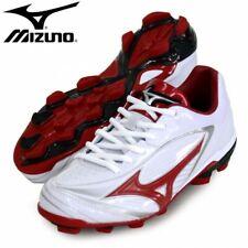 Mizuno Baseball Chaussures Sélectionner Nine Entraînement 11gp1720 Rouge Blanc