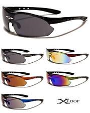 5730aaaf6ba X-Loop Mens Baseball Atheletic Sports Sunglasses - xl542