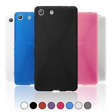 Coque en Silicone Sony Xperia M5 - X-Style  + films de protection