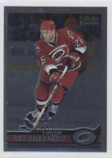 1999-00 O-Pee-Chee Chrome #243 Ray Sheppard Carolina Hurricanes Hockey Card