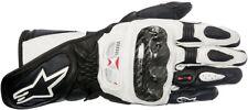 Alpinestars Stella SP-1 Womens Leather Racing Performance Gloves Black / White