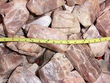 Tumbled Pink Moonstone 50 to 100 gram Medium pieces 1000 gram Lot