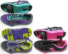 New DC Unilite Trainer J Women Light Weight Shoes Sz 6.5/9.5/10 Pick 1 320054