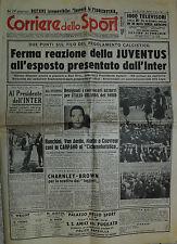 Corriere dello Sport N° 92 /18.APR.1961- A LONDRA: CHARNLEY- BROWN x i LEGGERI