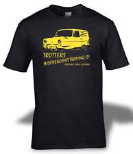 Only Fools & Horses Reliant Robin Mens T-Shirt S-3XL Black Crew Neck