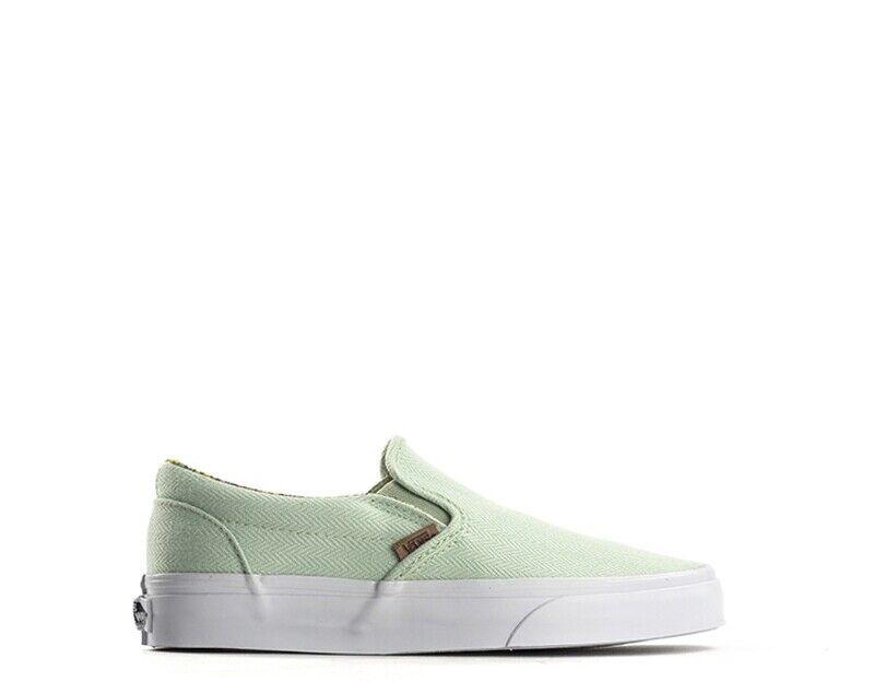 zapatos   zapatos VANS Mujer VERDE ACQUA Tela V4OUIH0D c87b7e