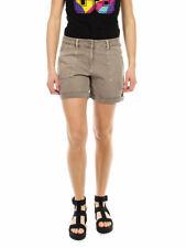 Carrera Jeans - Bermuda per donna, tinta unita, tessuto bull denim