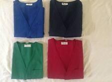 Unisex Vest 3 Pocket w/tabs Imperial Twil Uniform Apron Cashier Worker S to 5X