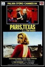 65521 Paris, Texas Movie Nastassja Kinski Wall Print Poster CA