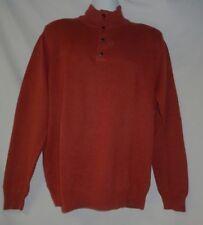 Men's 1/2 Zip Sweater Tasso Elba NWT