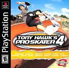 Tony Hawk's Pro Skater 4 PS