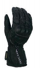 Richa WP Racing Waterproof Leather Supple Motorcycle Gloves - Black