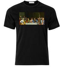 Star Wars Luke Skywalker Last Supper- Graphic Cotton T Shirt Short & Long Sleeve