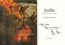 James Jackson-Reich-signiert - 1st/1st