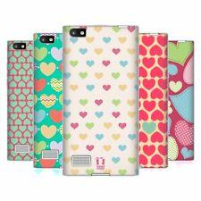 Funda Funda Diseños Corazón patrón Gel suave Funda Para Teléfonos Blackberry