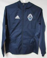 Vancouver Whitecaps FC Men's Size S M or L Adidas Windbreaker Jacket A1 555