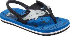 Reef AHI SHARK Sandalia 2018 Azul Slap Zapatillas Baño Zapatos NUEVO