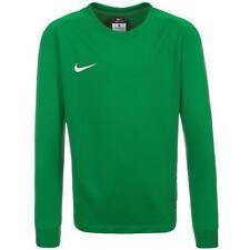 NWT Youth Boys Nike Park II Soccer Goalie Goalkeeper Long Sleeve Jersey - Green