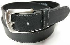 Stooker Herren Classic Gürtel  - Bonded Leder -  Black  #6000.039.000