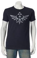 Legend of Zelda Triforce Reflective Logo T-Shirt - Men's S M XXL - New w/Tags!