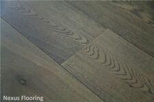 Engineered Galaxy Grey Brushed Oak Flooring Hardwood Floor Real Bark Oak Click