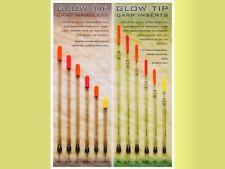 Drennan Glow Tip Carp Waggler Floats ALL SIZES