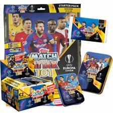 Topps Match Attax 101 - 2019/20 - Trading Cards Karten Display, Starter, Booster