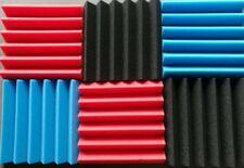 6pc 12x12x2 Acoustic Foam Tile Wall Record Studio Sound Proof Fire Resistant