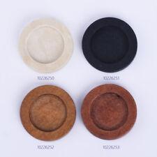 Wood Bezel Pendant Setting wood pendant base with 12mm Round Cameo Setting 20pcs