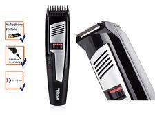 Barttrimmer Haartrimmer Haarschneider mit Akku, Bartschneider Trimmer Langhaar
