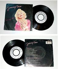 * JEANNE MAS *  SAUVEZ MOI  *  45 tr  ( 7'') EMI PATHE VG+ 1987