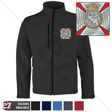 Duke of Edinburgh Royal Regiment - Softshell Jacket -Personalised text available