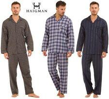 Haigman Hombre Perchado 100% Algodón 7493 Pijama