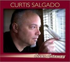 CURTIS SALGADO - CLEAN GETAWAY [DIGIPAK] NEW CD