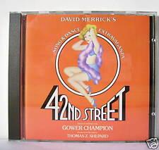 42 ND STREET / ORIGINAL BROADWAY CAST RECORDING /  CD