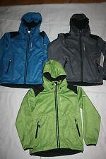 Softshell Jacke aus Schweden, Gr. 128 - 164, gefüttert !!! NEU !!! Vers. Farben