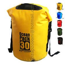 Karana Ocean Dry Travel Waterproof Pack Kayak Shoulder Day Bag 30L 30 Litre
