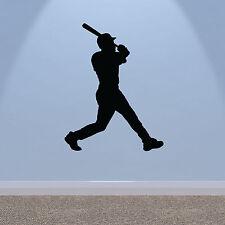 Jugador de béisbol Pared Adhesivo-béisbol bateador Pared Arte