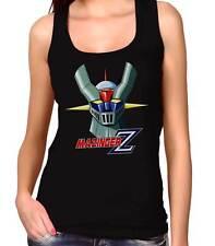 Camiseta Mujer Tirantes Mazinger Z Ref 2- afrodita tv 80,s  women's tank top