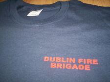 Dublin pompiers t-shirt - toutes tailles disponibles Irlande Irish FIRE FIGHTER