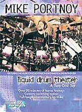 Mike Portnoy - Liquid Drum Theater - 2 Disc Drum DVD BRAND